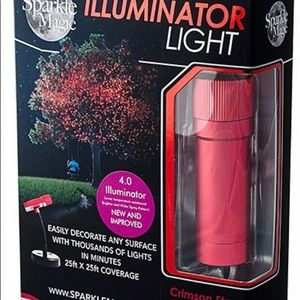 Sparkle Magic Other - RED SPARKLE 🎇 MAGIC LED LIGHT ONLINE $40